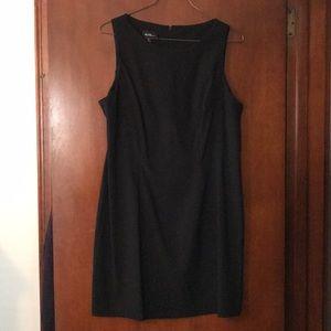 Alyx black dress.